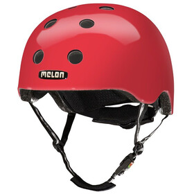 Melon Urban Active Rainbow - Casco de bicicleta - rojo